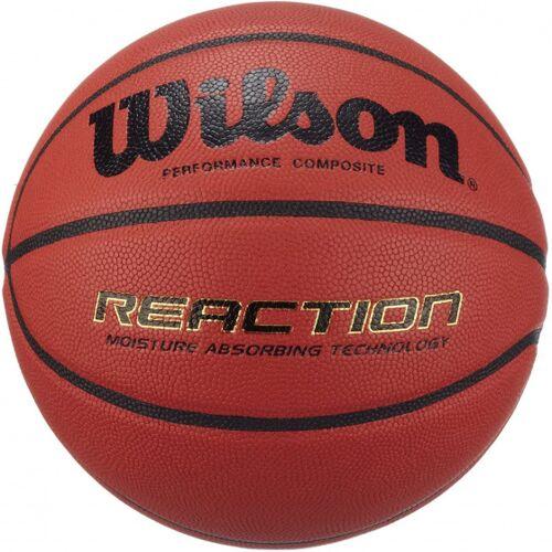 Wilson basketball Reaktionsgummi braun Größe 6