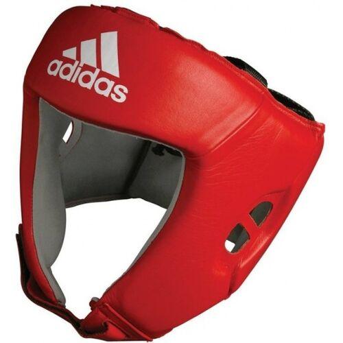 Adidas Kopfschutz Aiba rote Größe S