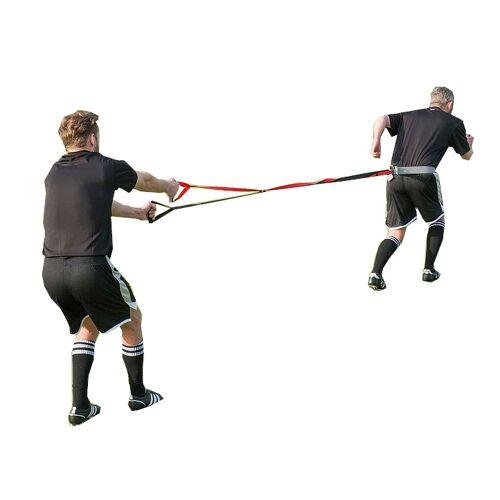 Precision gurtzeug Speedtrainer Polyester schwarz