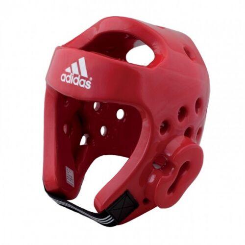 Adidas Taekwondo Kopfschutz rot XS
