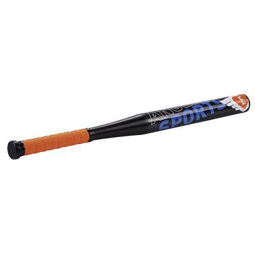 Angel sports baseballschläger 28'' Kunststoff schwarz/orange 46 cm