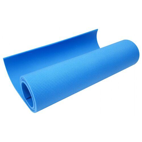 Care Fitness Übungsmatte 160 x 50 cm 7 mm blau