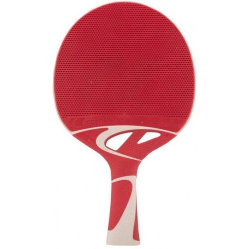 Cornilleau Outdoor Tischtennisschläger Tecteo 50 rot