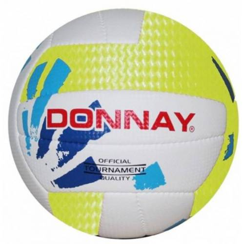 Donnay beachvolleyball weiß/gelb Größe 5