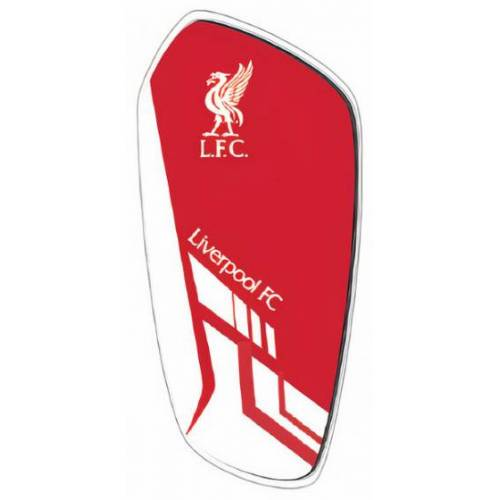 Liverpool schienbeinschützer MerchandiseJunior EVA rot/weiss