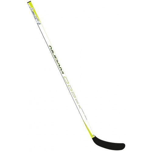 Nijdam Hockeyschläger unisex weiß / gelb 155 cm L