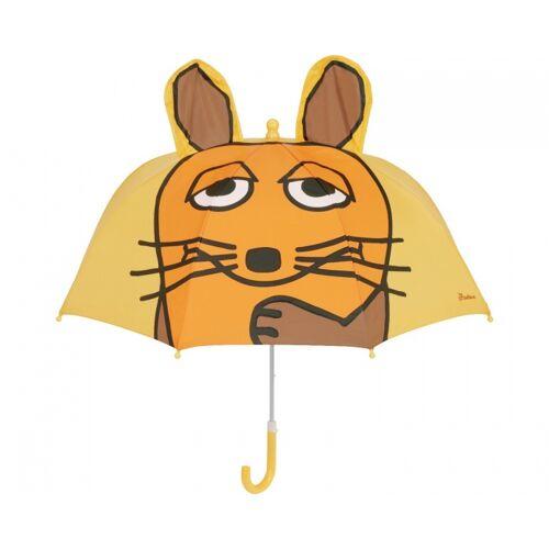 Playshoes regenschirm mit Ohren gelb 70 cm