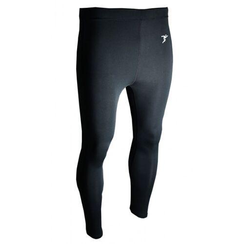 Precision Training sportverlegeplatte Junior Polyester schwarz Größe l