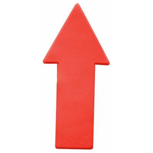 Reydon feldmarkenpfeil 34,5 x 16 cm Schaumstoff rot 6 Stück