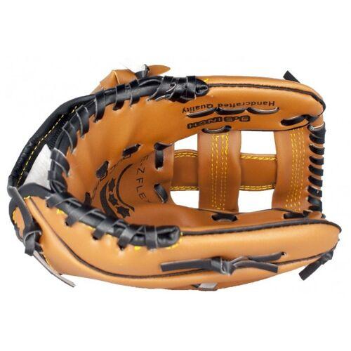 Rucanor baseballhandschuhe linke Hand braun Größe 9,5
