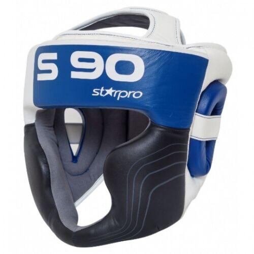 Starpro Boxen Kopfschutz Super Pro blau Größe XL