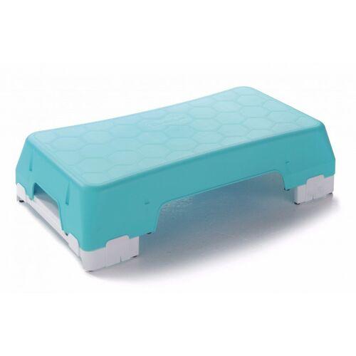 Sveltus Ecostep mit Sockeln 75 x 38 x 18 cm blau in Box