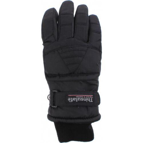 Thinsulate skihandschuhe Damen Polyester schwarz Größe XL