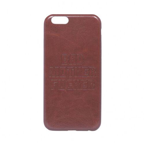 thumbsUp! telefontasche Bad Mofo iPhone 6(s) braun