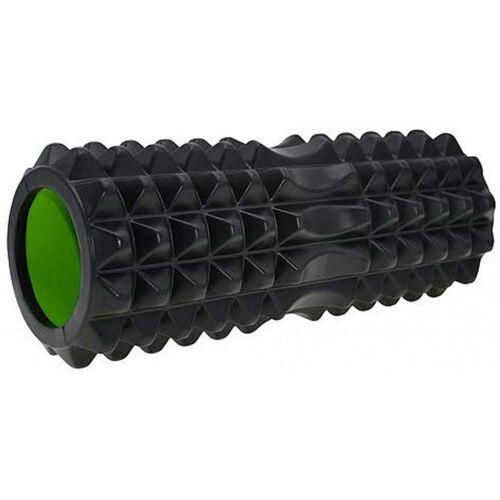 Urban Fitness massageroller 30 cm Gummi schwarz
