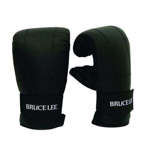 Bruce Lee boxsackhandschuhe Allroundschwarz