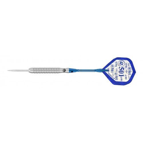 Bull's dartpfeile 501 At3 49 mm Wolfram blau/silber 24 Gramm