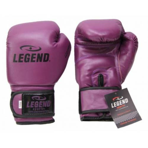 Legend Sports boxhandschuhe Powerfit & Protect lila