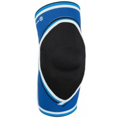 Rehband knieschiene 3 mm Neopren schwarz/blau Größe S