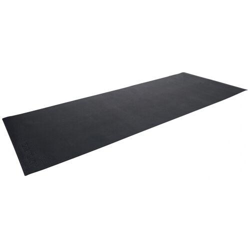 Tunturi bodenschutzmatte Rudergerät schwarz 227 x 90 cm