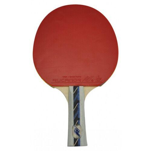 Rucanor Tischtennisschläger TTB 150 rot / schwarz