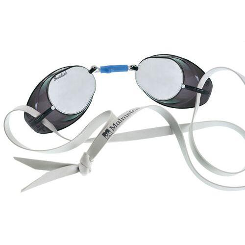 Malmsten taucherbrille Metallic Junior Polycarbonat Silber Einheitsgröße