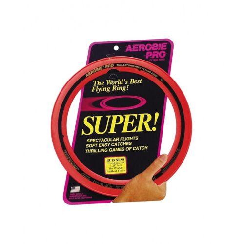 Aerobie frisbee Ring Pro 33 cm Gummi rot