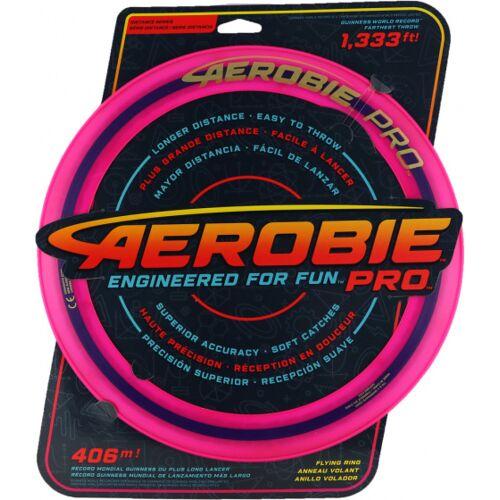 Aerobie frisbee Ring Pro 33 cm Gummi rosa
