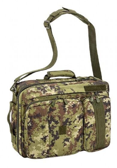 Defcon 5 laptop Tasche 42 x 32 x 14 cm Polyester Armee grün