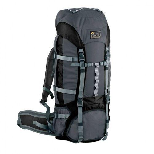 Active Leisure rucksack Equinox 55 Liter 75 x 35 cm Polyester schwarz