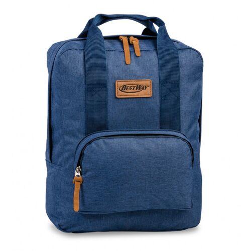 Bestway rucksack 15 Liter dunkelblau