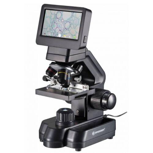 Bresser mikroskop Biolux Touch 5MP Hdmi 30 1125x Stahl schwarz