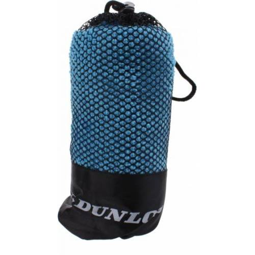 Dunlop Sport Handtuch in blau Netz 80 x 40 cm