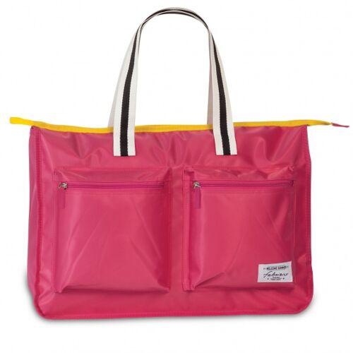 Fabrizio strandtasche 34 Liter rosa