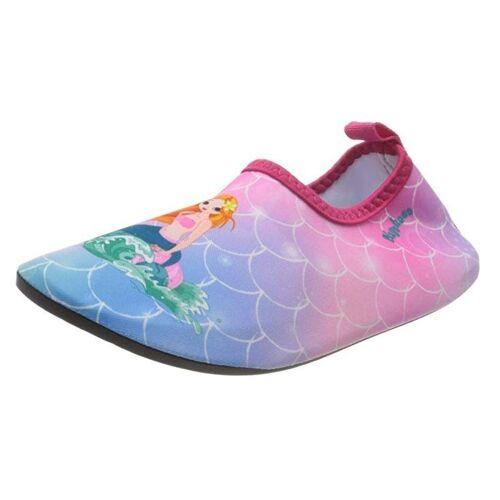 Playshoes aqua Schuhe ZeemeerminUV beständig rosa Größe 20/21
