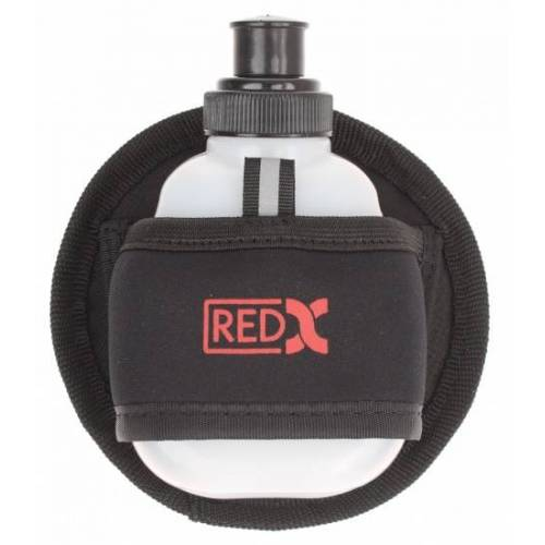 Red-X Red X Pocket Flasche mit 300 ml Trinkflasche
