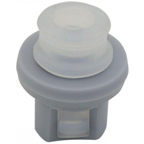 Sigg flaschenverschluss Hero 37 x 44 mm Silikon grau