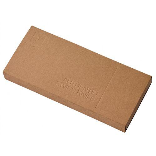 Swiza geschenkkarton Taschenmesser 17 x 7,5 cm Karton braun