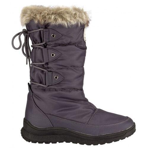 Winter-Grip Winter Grip Snow Boots FUR Hoch Ladies Grau Größe 36