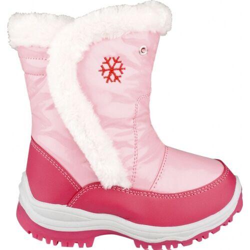 Winter-Grip Winter Grip Snow Boots Girls Paint rosa Fell Size 28