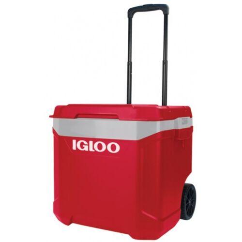 Igloo kühlbox Latitude 60Rolle 56 Liter rot