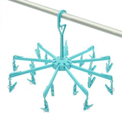 ProPlus trockenkarussell mit 18 Stiften 48 cm Aqua