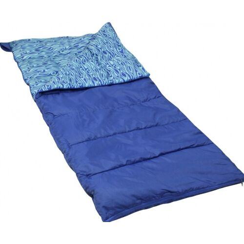 Polydaun Schlafsack Beach House Jungen 70 x 60 cm blau