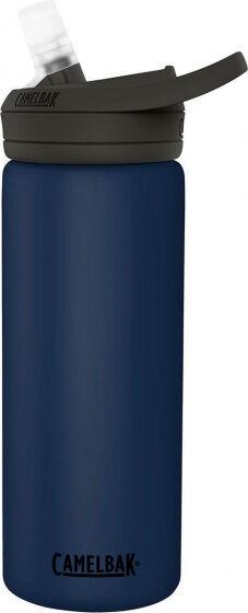 CamelBak trinkflasche Eddy+ isoliert 600 ml Edelstahl dunkelblau/schwarz