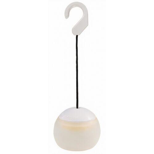 TOM campinglampe LED 8 cm Haken weiß