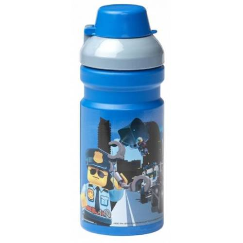 Lego trinkbecher City junior 390 ml Polypropylen blau