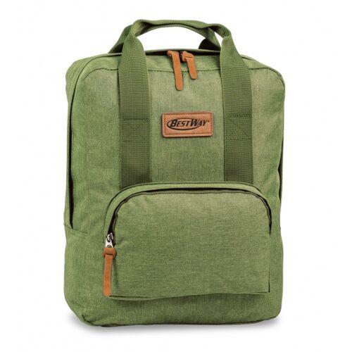 Bestway rucksack grün 13 Liter