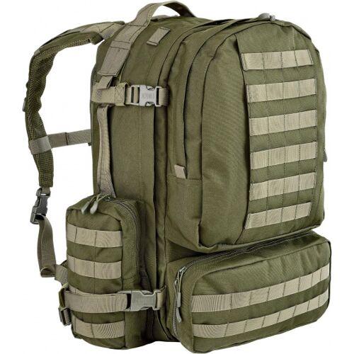 Defcon 5 rucksack Extreme Modular 60 Liter Polyester grün