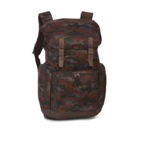 Fabrizio rucksack 300D 19 Liter braun