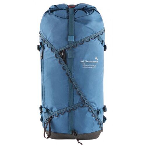 Klättermusen rucksack Ull 20L 58 cm aus Polyamid blau